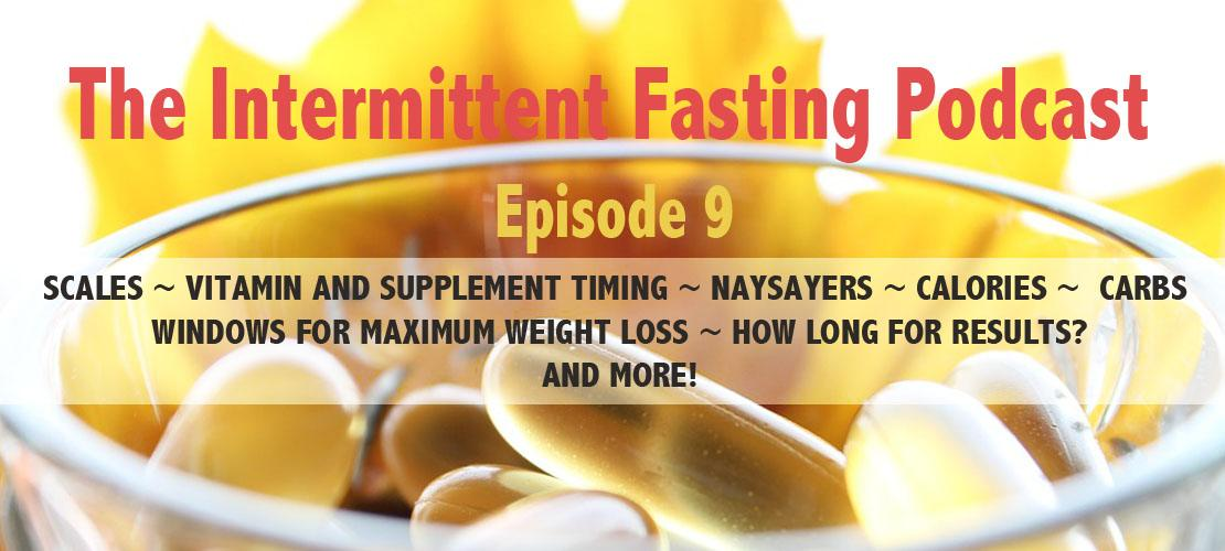 intermittent fasting podcast