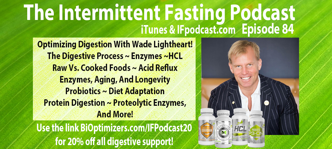 Serrapeptase Archives - The Intermittent Fasting Podcast
