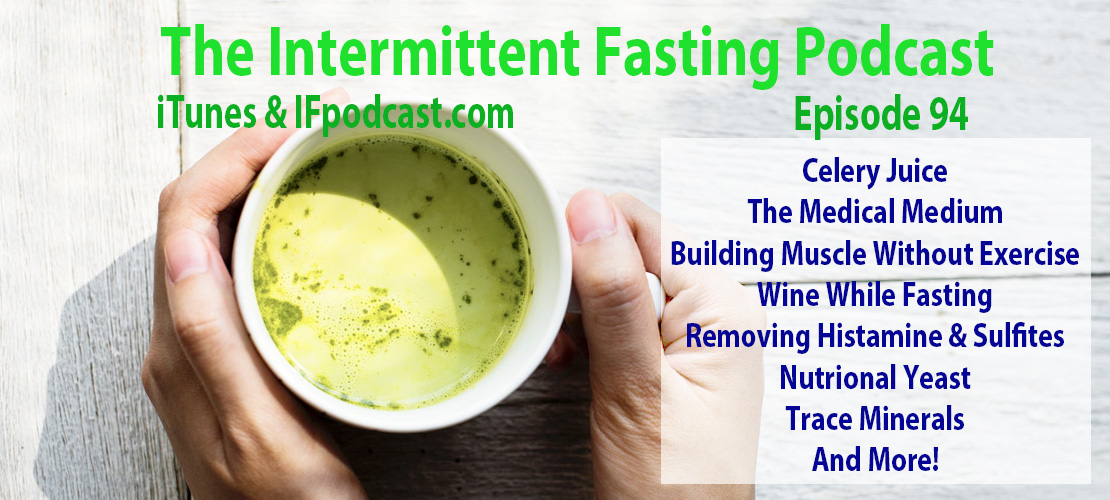 Alcohol Archives - The Intermittent Fasting Podcast